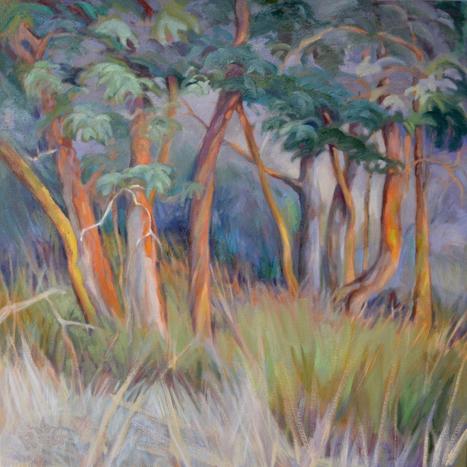 Arbutus Grove by Rhonda LeGrove Garton