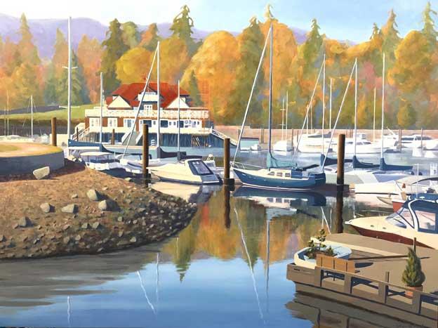 The Rowing Club by Wanda Doyle