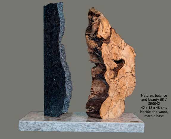 Nature's Balance and Beauty by Ivanno Macci