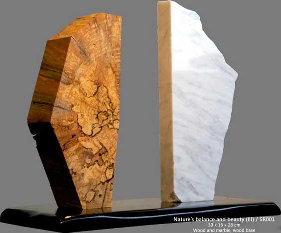 Nature's Balance and Beauty III by Ivanno Macci