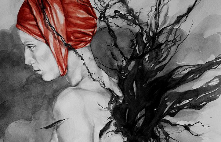 Umbra No 1, Series by Suzanna Orlova