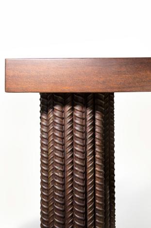 Corner Detail, Woodward's by Benjamin Lumb