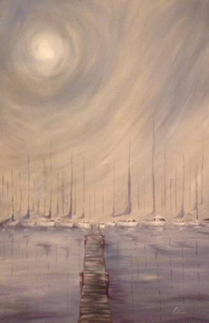 Misty Moods by Celinda Steven