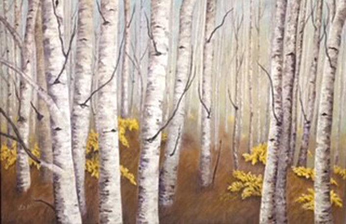 Naked Forest by Celinda Stevens