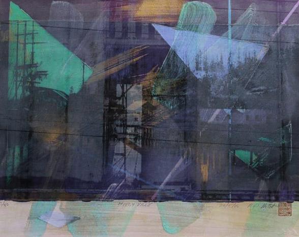 Moodyville by Wayne Eastcott