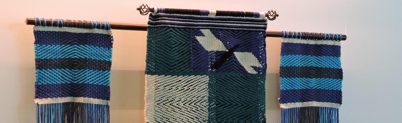 Weaving by Cheximiya (detail)