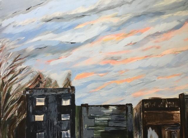 Darkening Night by Katie Rodgers