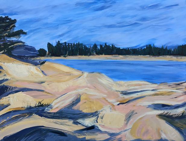 KatieRodgers-Tribune Bay Rocks