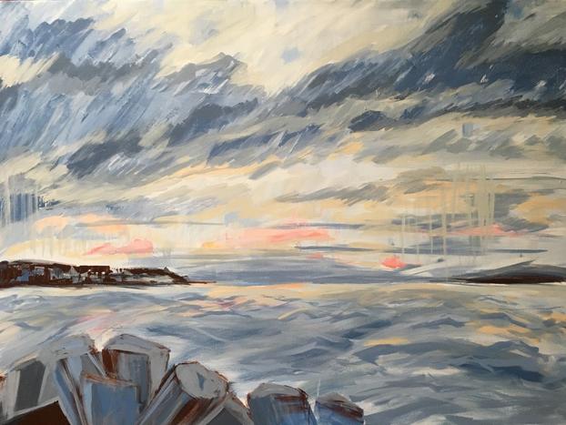 KatieRodgers-Dundarave Sunset