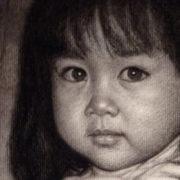 Melissa (detail) by Leo Cunanan