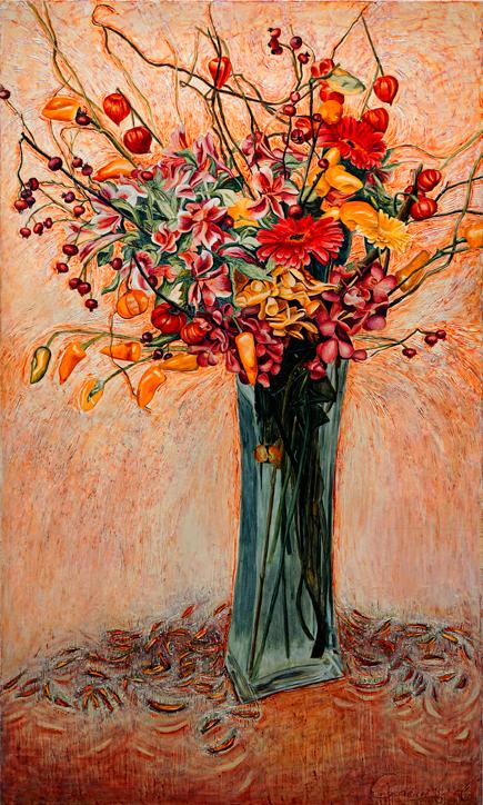 Autumn Bloom by Jan Crawford