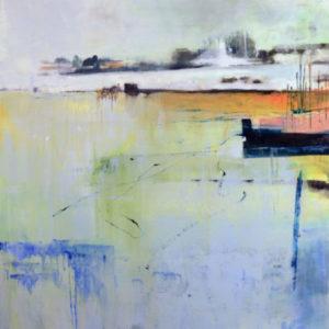 Fraser River by Sue Daniel