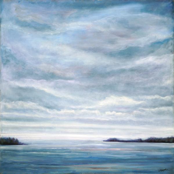 November Blues by Charlotte Mougeot