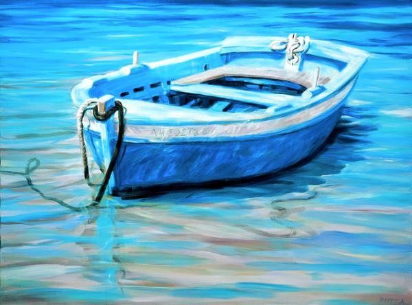Calm Breeze by Riitta Peirone