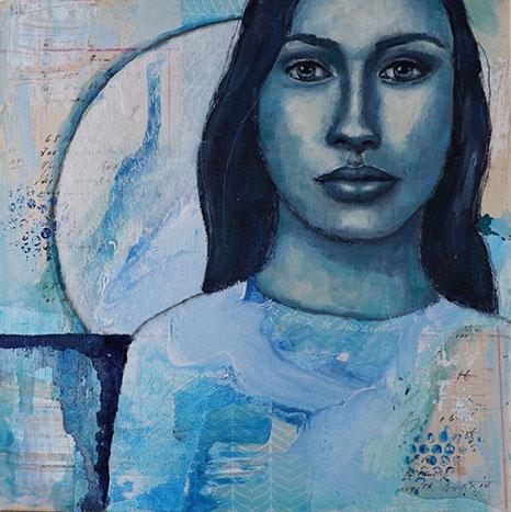 Moon Woman by Melanie Rivers