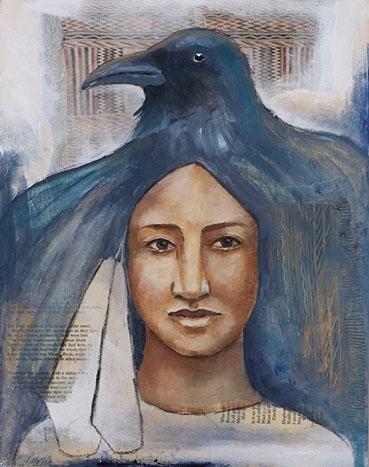 Raven Voice by Melanie Rivers