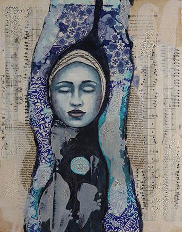 Tree Woman by Melanie Rivers