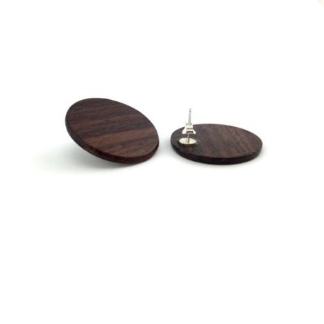 Earrings by Billy Would Designs, $32