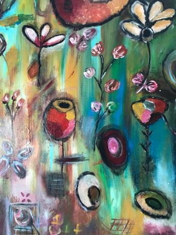 Folie d'automne by Mylène Comsia