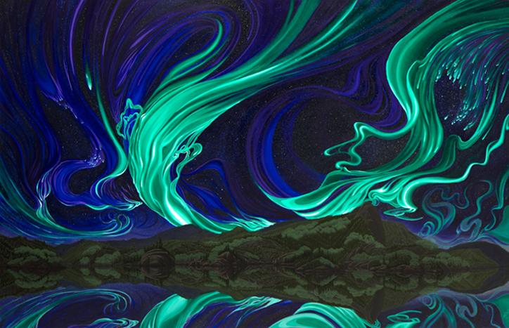 Colours of Silence by Brian Minichiello