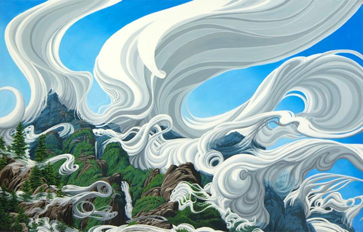 Lost in the Clouds by Brian Minichiello