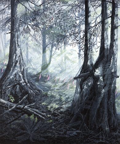 Purple in the Haze by Brian Minichiello