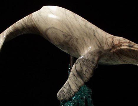 Majestic Humpback by Michael Binkley