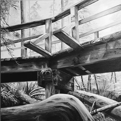 Old Buck Trail by Chris Dalton