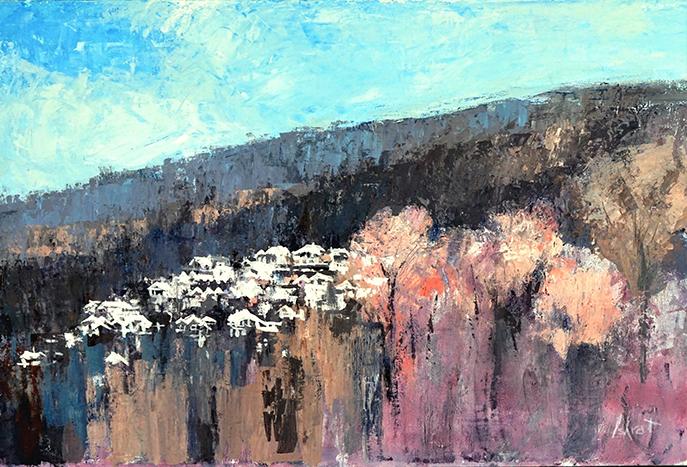 Upper Lynn Valley by Ishrat Khan
