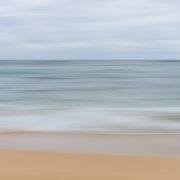 Morning at the Sea by Andrea Bruns