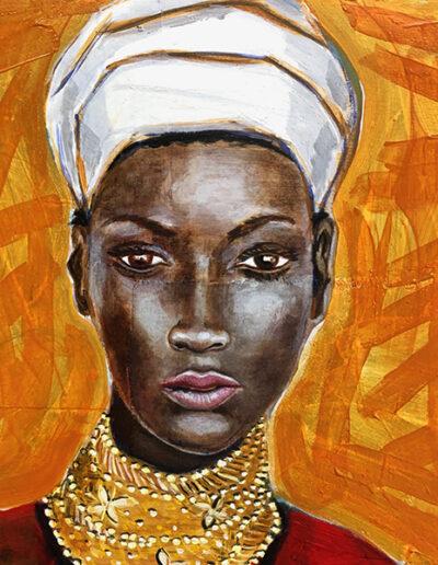 Saharan by Thompson Brennan