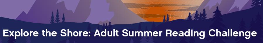 Adult Summer Reading Challenge, NVDPL