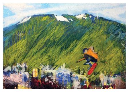 YAH2022 Lonsdale Skateboarder by Ishrat Khan