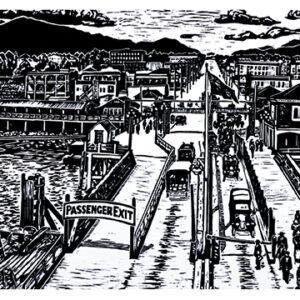 YAH2022 Lonsdale Ferry, Rick Herdman